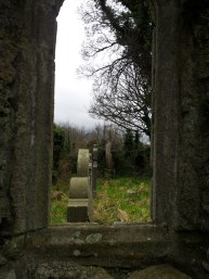 14. Tully Burial Ground & Lehaunstown High Crosses