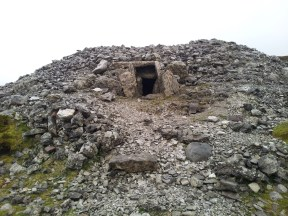 15. Carrowkeel Meglithic Cemetery, Co. Sligo