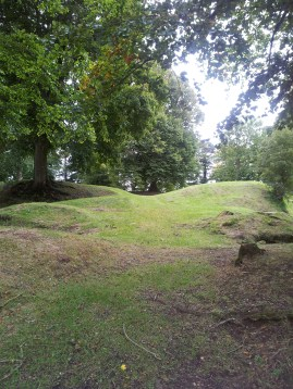 11. Tullaghoge Fort, Co. Tyrone