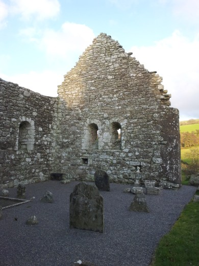 21. Aghowle Church, Co. Wicklow