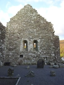 22. Aghowle Church, Co. Wicklow
