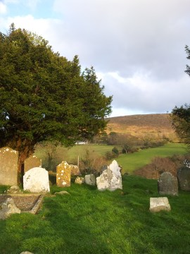 32. Aghowle Church, Co. Wicklow