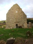 41. Aghowle Church, Co. Wicklow