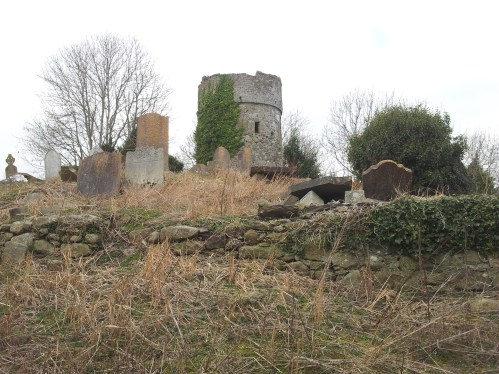 01. Cruagh Watchtower & Graveyard, Co. Dublin