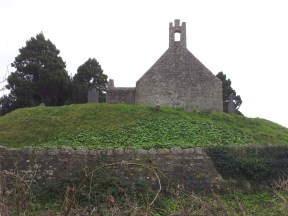 02. Kilgobbin Church & Cross, Co. Dublin