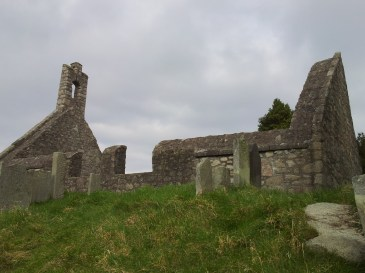 21. Kilgobbin Church & Cross, Co. Dublin