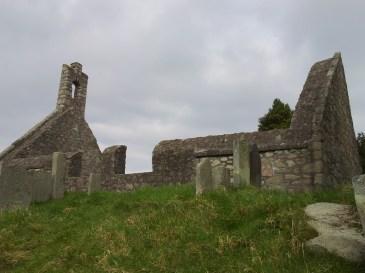 21. Kilgobbin Church & Cross, Co. Dublin