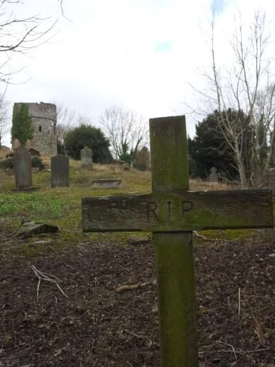 22. Cruagh Watchtower & Graveyard, Co. Dublin