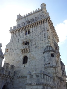 05. Belém Tower, Lisbon, Portugal