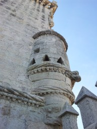 10. Belém Tower, Lisbon, Portugal