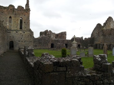 37. Athassel Priory, Co. Tipperary