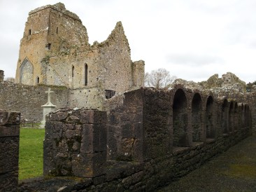 43. Athassel Priory, Co. Tipperary