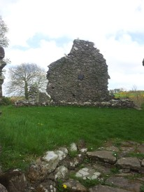 01. Kildemock Church aka 'The Jumping Church', Co. Meath