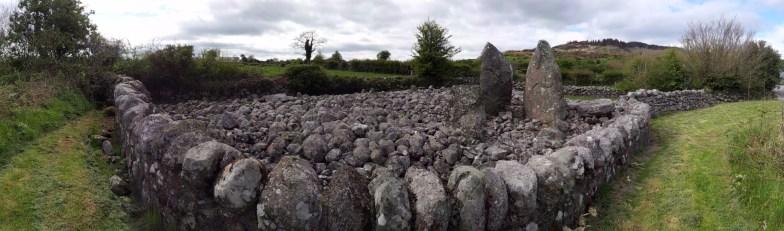 08. Aghnaskeagh Cairns, Co. Louth