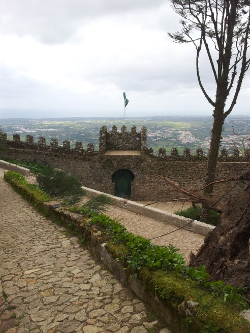 08. Castle of the Moors, Sintra, Portuga