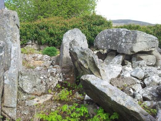 13. Aghnaskeagh Cairns, Co. Louth