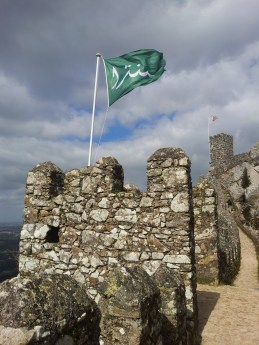 13. Castle of the Moors, Sintra, Portuga