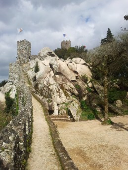 14. Castle of the Moors, Sintra, Portuga