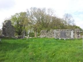 17. Kildemock Church aka 'The Jumping Church', Co. Meath