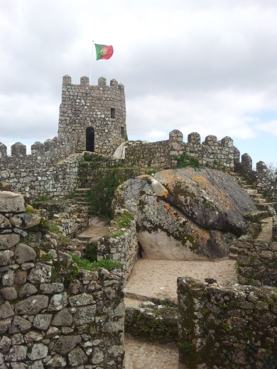 23. Castle of the Moors, Sintra, Portuga