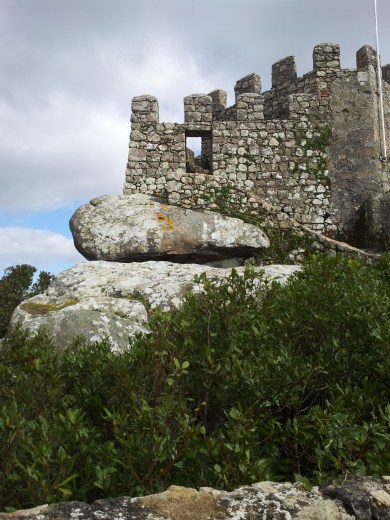 61. Castle of the Moors, Sintra, Portuga