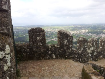 63. Castle of the Moors, Sintra, Portuga