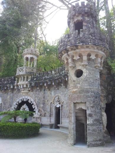 85. Quinta da Regaleira, Sintra, Portugal