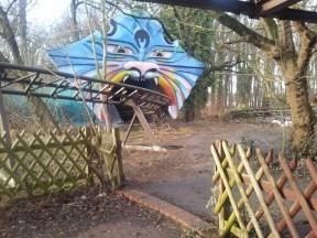 09. Abandoned Spreepark, Berlin