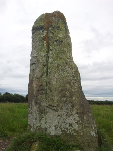 07. Clochafarmore Standing Stone, Co. Louth