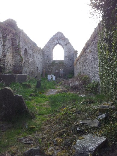 28. St Mochta's House & St Mary's Priory, Co. Louth