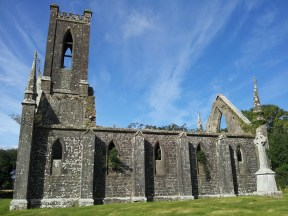 03. Ballinafagh Church, Co. Kildare