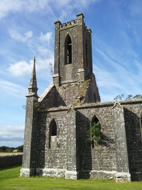 04. Ballinafagh Church, Co. Kildare