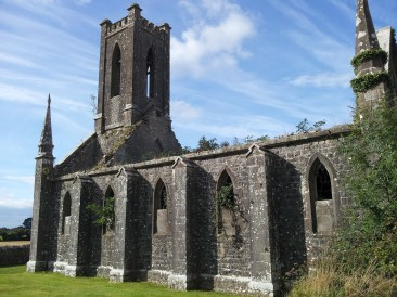 05. Ballinafagh Church, Co. Kildare