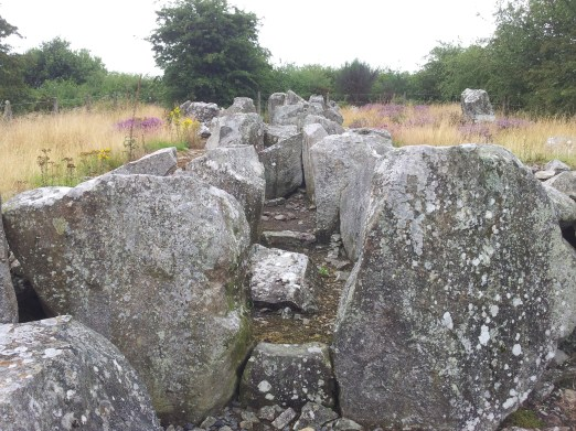 06. Cohaw Court Tomb, Co. Cavan