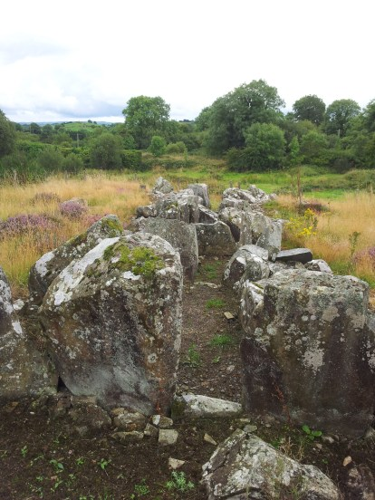 11. Cohaw Court Tomb, Co. Cavan
