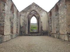 11. Dunlewey Church, Co. Donegal