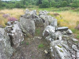 12. Cohaw Court Tomb, Co. Cavan