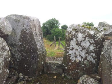 15. Cohaw Court Tomb, Co. Cavan