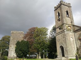 12. Burnchurch Church, Co. Kilkenny