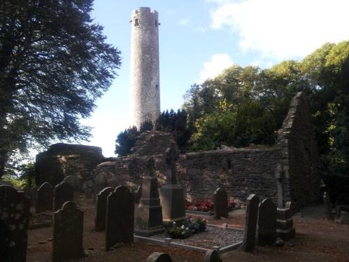01. Kilree Monastic Site, Co. Kilkenny