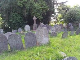 26. Killadreenan Church, Co. Wicklow