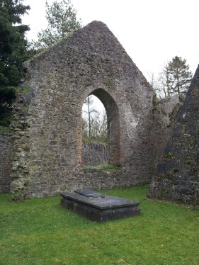 02. Kilcooley Abbey, Co. Tipperary