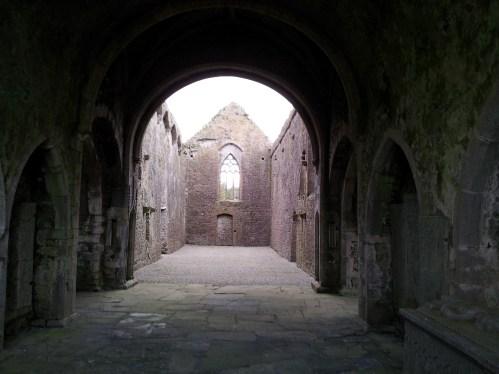 17. Kilcooley Abbey, Co. Tipperary