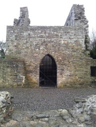 14. Mellifont Abbey, Co. Louth