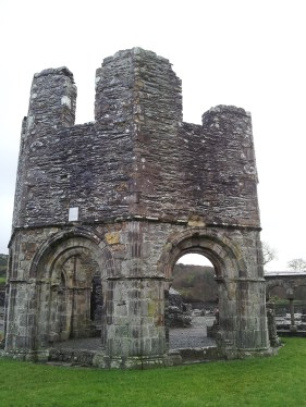 16. Mellifont Abbey, Co. Louth