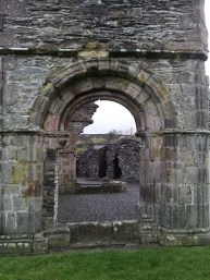 17. Mellifont Abbey, Co. Louth