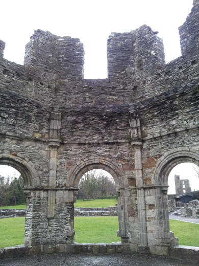 21. Mellifont Abbey, Co. Louth