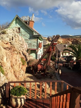 24. Popeye Village, Malta
