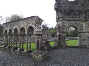 25. Mellifont Abbey, Co. Louth