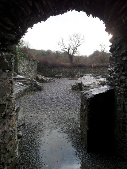 29. Mellifont Abbey, Co. Louth